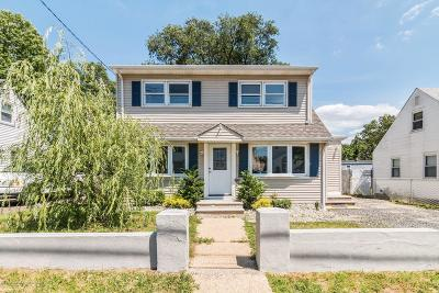 Hazlet Single Family Home For Sale: 96 Franklin Avenue