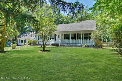 Ocean County Single Family Home Under Contract: 238 Joe Parker Road