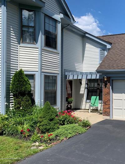 Ocean Twp Condo/Townhouse For Sale: 49 Old Orchard Lane