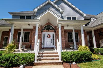 Howell Single Family Home For Sale: 93 Church Road