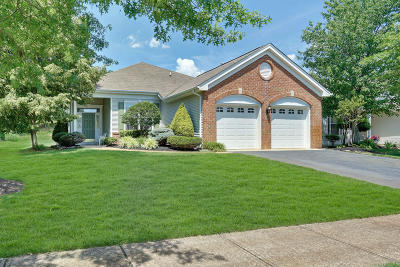 Monmouth County Adult Community Under Contract: 2549 Morningstar Road