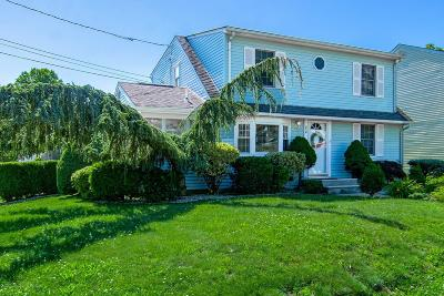 Hazlet Single Family Home Under Contract: 94 Liberty Place