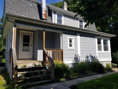Asbury Park Single Family Home For Sale: 1303 1/2 Langford Street