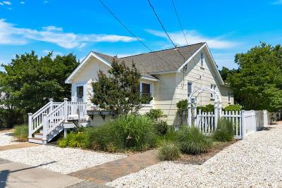 Seaside Park Single Family Home For Sale: 50 9th Avenue