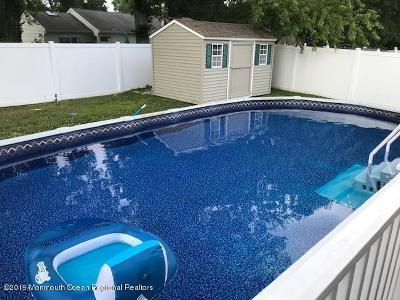 Ocean Twp Single Family Home For Sale: 1129 Interlaken Avenue