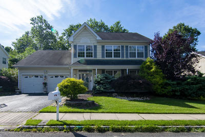 Morganville Single Family Home Under Contract: 309 Sundew Drive