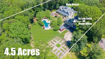 Colts Neck Single Family Home For Sale: 209 Heyers Mill Road