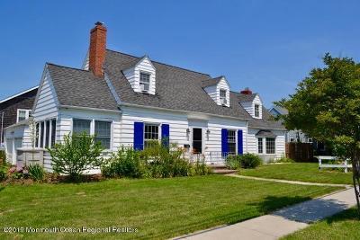 Bay Head Rental For Rent: 734 Main Avenue