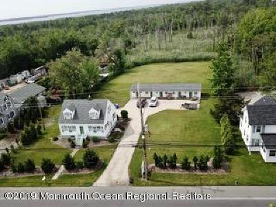 Brick Single Family Home For Sale: 189 Mantoloking Road
