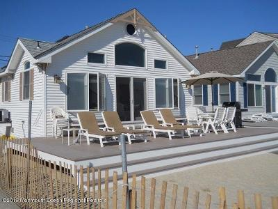 Lavallette Single Family Home For Sale: 3172 Ocean Road
