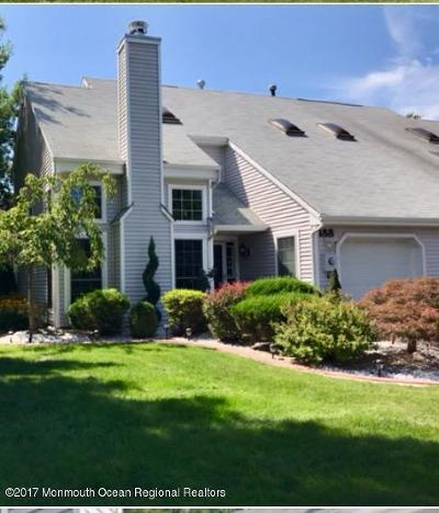 Freehold Condo/Townhouse Under Contract: 188 Snow Drop Place