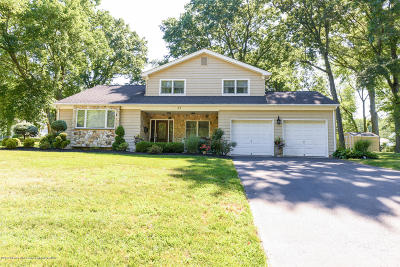 Middletown Single Family Home Under Contract: 37 Barbara Terrace