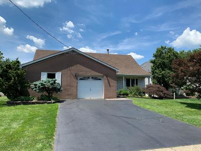 Hazlet Single Family Home For Sale: 46 Galway Drive