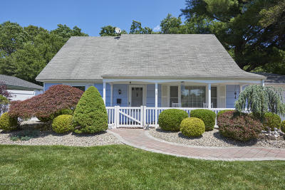 Aberdeen NJ Single Family Home Under Contract: $399,900