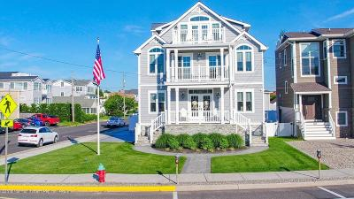 Point Pleasant Beach Single Family Home For Sale: 1507 Ocean Avenue