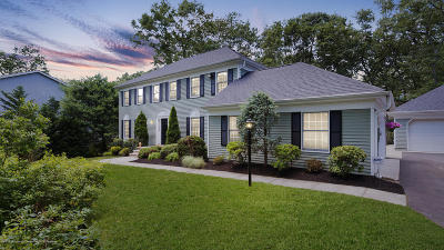 Manasquan Single Family Home For Sale: 1550 Holly Boulevard