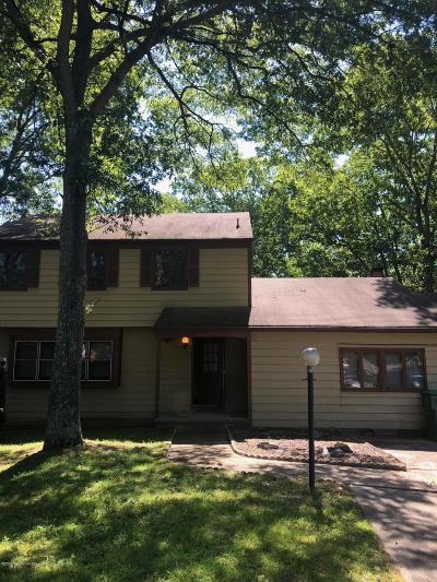 Jackson Single Family Home For Sale: 7 Weston Court