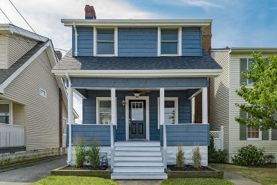 Point Pleasant Beach Single Family Home For Sale: 16 Central Avenue #B
