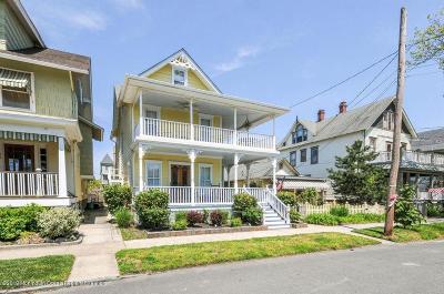 Ocean Grove Rental For Rent: 67 Broadway