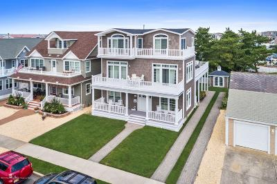 Seaside Park NJ Single Family Home For Sale: $1,598,000
