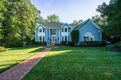 Manasquan Single Family Home Under Contract: 2404 Orchard Crest Boulevard