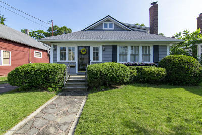 Point Pleasant Beach Single Family Home For Sale: 712 McLean Avenue