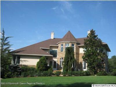 Morganville Single Family Home For Sale: 440 Fawns Run