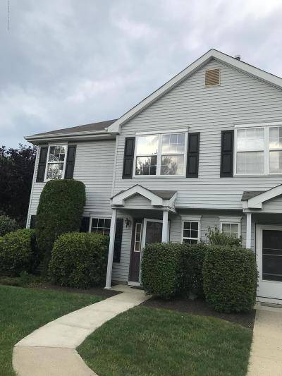 Morganville Condo/Townhouse For Sale: 989 Lily Court