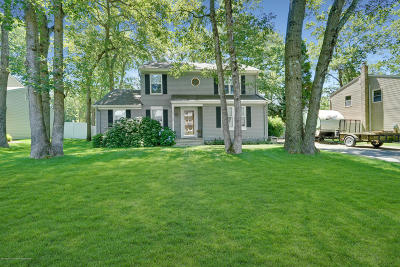 Manchester Single Family Home Under Contract: 2316 Woodland Road