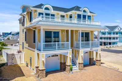 Ortley Beach Single Family Home Under Contract: 1855 Ocean Avenue