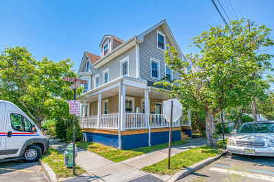 Ocean Grove Single Family Home Under Contract: 44 Embury Avenue