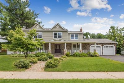 Marlboro Single Family Home Under Contract: 32 Overhill Drive