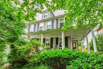 Manasquan Single Family Home For Sale: 14 Wyckoff Avenue