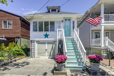 Seaside Park Single Family Home Under Contract: 132 K Street