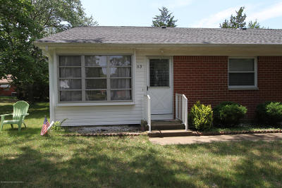 Whiting NJ Adult Community For Sale: $36,500