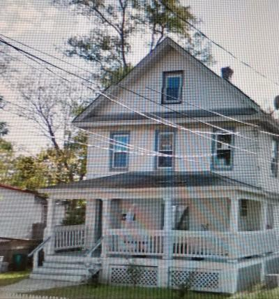 Asbury Park Multi Family Home For Sale: 1218 Washington Avenue