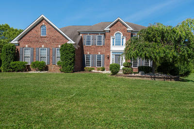 Freehold Single Family Home For Sale: 19 Nicole Court
