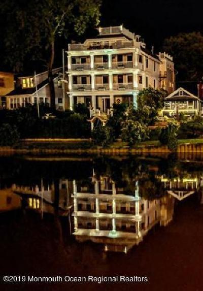 Ocean Grove Rental For Rent: 100 Lake Avenue
