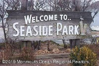 Seaside Park NJ Multi Family Home For Sale: $730,000