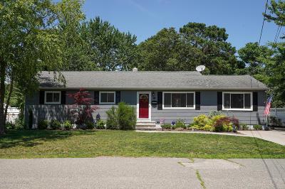 Brick Single Family Home For Sale: 120 Rainbow Drive