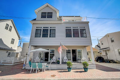 Lavallette Single Family Home For Sale: 22 Catalina Drive