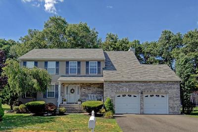 Howell Single Family Home For Sale: 15 Rutgers Drive