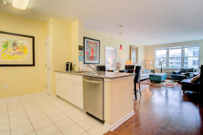 Long Branch Condo/Townhouse For Sale: 55 Melrose Terrace #314