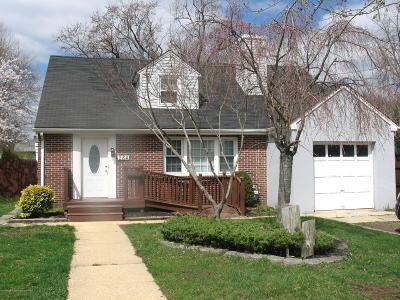 Aberdeen, Matawan Single Family Home For Sale: 284 Broad Street