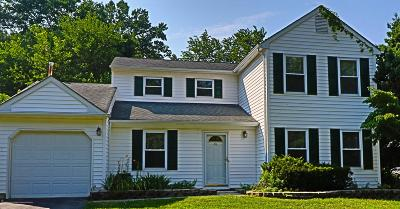 Freehold Single Family Home For Sale: 63 Mariners Cv