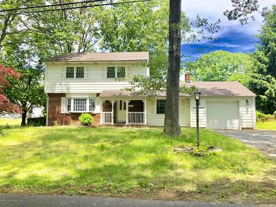 Brick Single Family Home For Sale: 514 Hunters Road