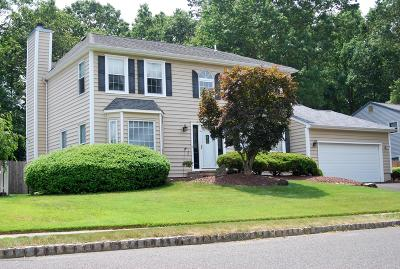 Howell Single Family Home For Sale: 21 Sweet Gum Road