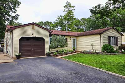 Brick Single Family Home For Sale: 1492 Green Grove Road