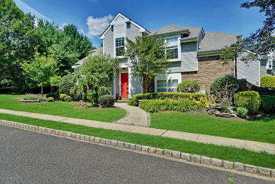 Single Family Home For Sale: 12 Citation Drive