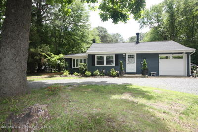 Jackson Single Family Home For Sale: 471 Freehold Road